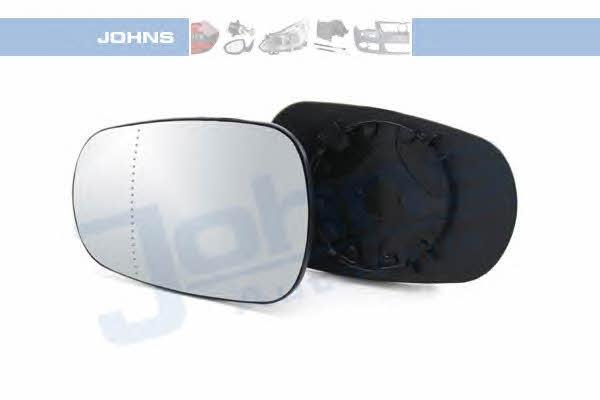 Стекло наружного зеркала Johns 60 08 37-81