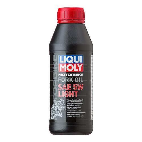 Масло гидравлическое Liqui Moly Mottorad Fork Oil Light 5W, 0,5 л