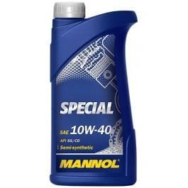 Масло моторное Mannol Special 10W-40, 1 л Mannol SC10220