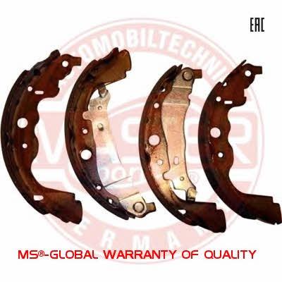 Накладки тормозные, комплект Master-sport 03013704962-SET-MS
