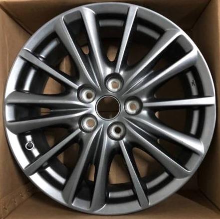 Диск колесный легкосплавный Mazda 5x114,3 R17 ET45 Mazda 9965-A1-7070CN