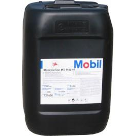 Масло моторное Mobil  Delvac MX 15W-40, 20 л