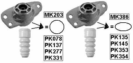 Monroe PK078