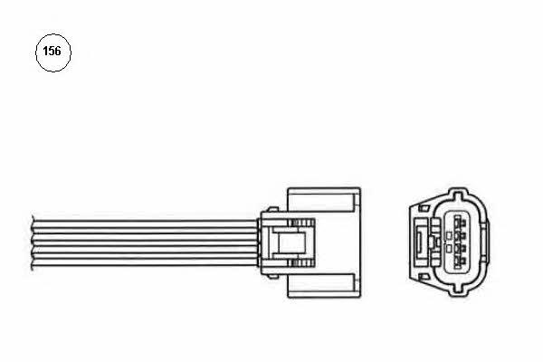 Датчик кислородный / Лямбда-зонд