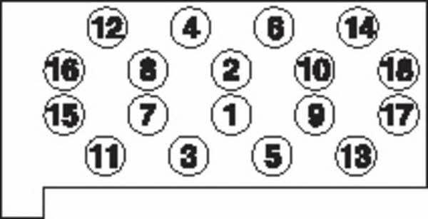 Болты головки блока цилиндров, комплект
