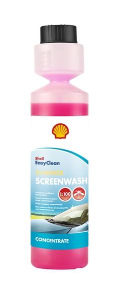 Жидкость омывателя стекла EASY CLEAN SCREENWASH KONZENTRAT, летняя, концентрат 1:100, 0,25 л