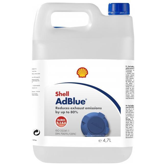 Жидкость AdBLUE, 4,7 л