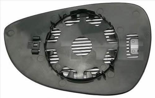 Стекло наружного зеркала TYC 310-0129-1
