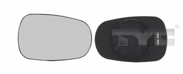 Стекло наружного зеркала TYC 328-0111-1