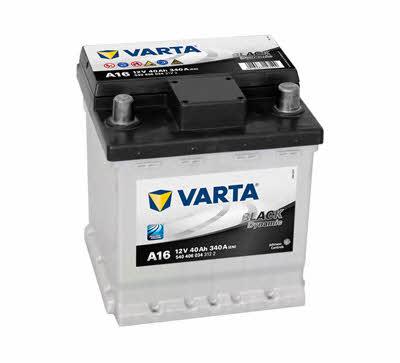 Батарея аккумуляторная Varta Black Dynamic 12В 40Ач 340A(EN) R+