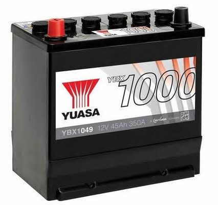 Батарея аккумуляторная Yuasa 12В 45Ач 350A(EN) L+
