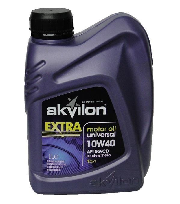 Масло моторное Akvilon Екстра 10W-40, 1 л