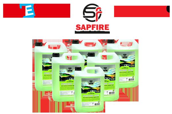Купуй будь-яку продукцію Брендів Sapfire, Sonax, Sheron